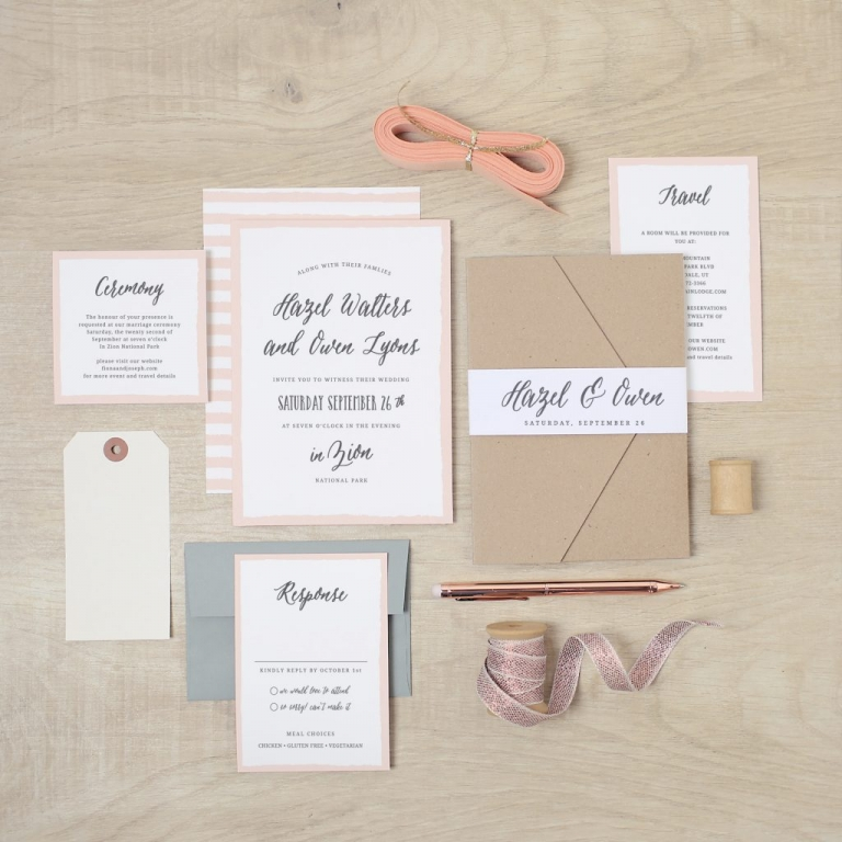Best Precious Moments Wedding Invitations Gallery Style And